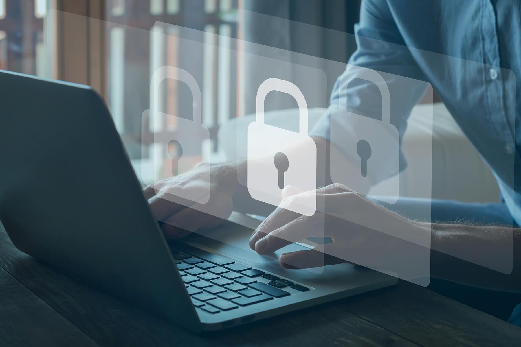 AWARO Datenraum Sicherheit